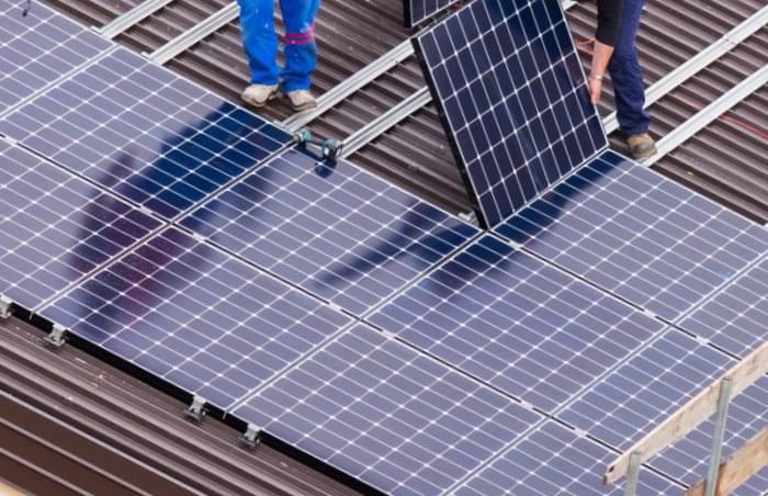 L'électricité solaire et les panneaux photovoltaïques